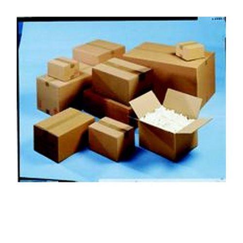 Corrugated Box Double Wall 125TL2TBC 457x457x457 Multidepth Glued Pack 15