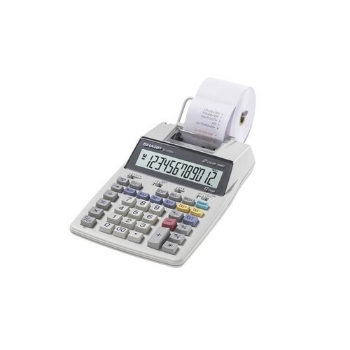 Sharp Calculator Print SH-EL1750V