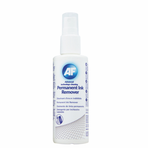 AF Permanent Ink Remover 125Ml Pump Spray
