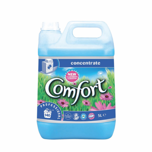 Comfort Professional Concentrated Fabric Softener 140 Washes 5L
