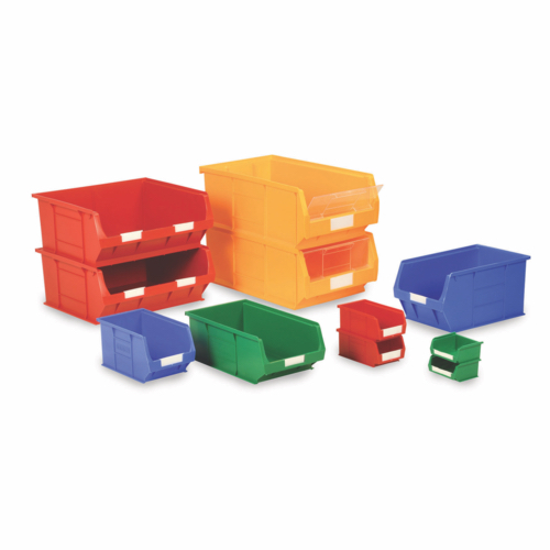 TC2 Blue Containers L165xW100xH75mm Pack 60