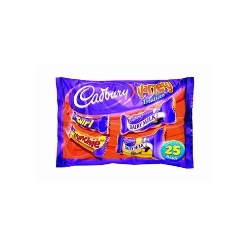 Cadburys Heroes Treat Size Variety Bag 20 Mini Snacks