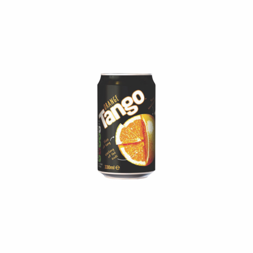 Tango Orange 330ml Cans Pack 24