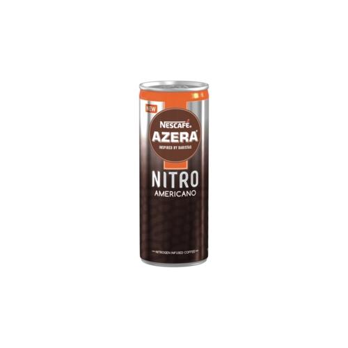 Nescafe Azera Nitro Americano 12 x 192ml 12337198