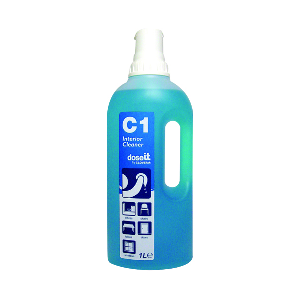 Dose It C1 Multipurpose Cleaner 1 Litre (Pack of 8)