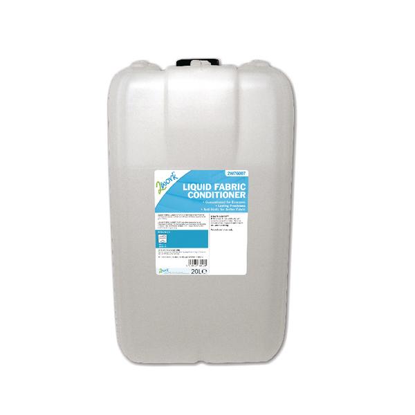 2Work Liquid Fabric Conditioner 20 Litre Bulk Bottle