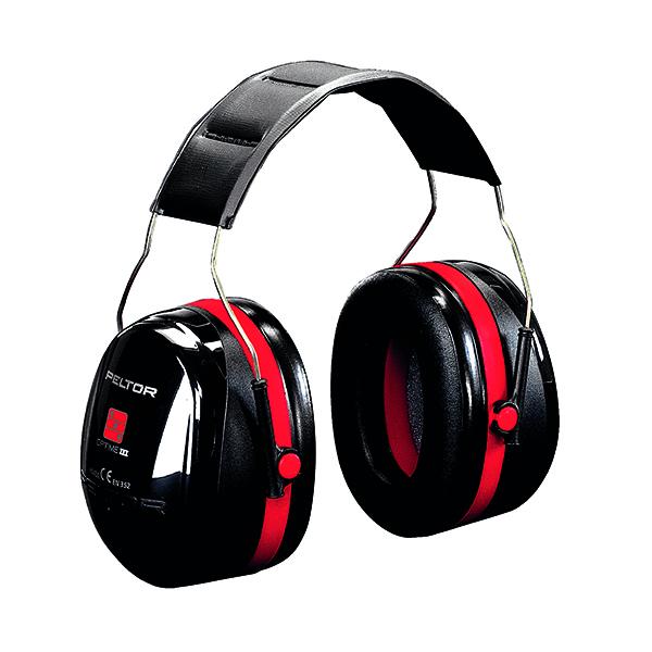 3M Optime III Headband Ear Defenders 4540A-411-SV XH001650833