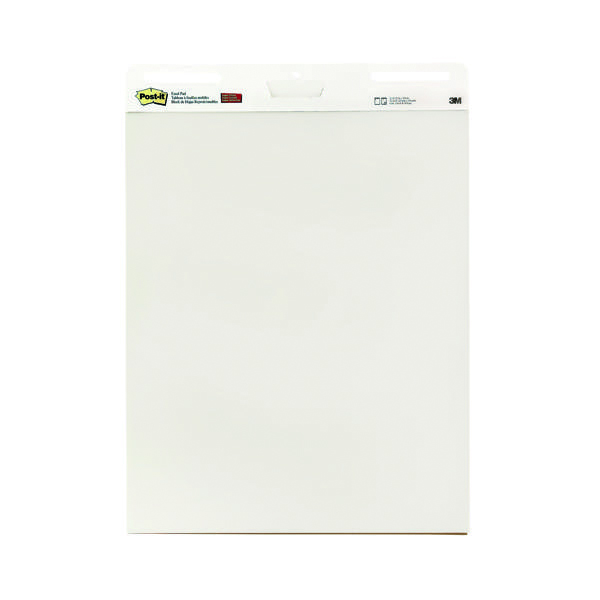 Image for Post-it Super Sticky Meeting Chart 775 x 635mm (Pack of 2) 559