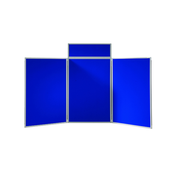 Announce Exhibition Board 4 Panel 1100x1800mm