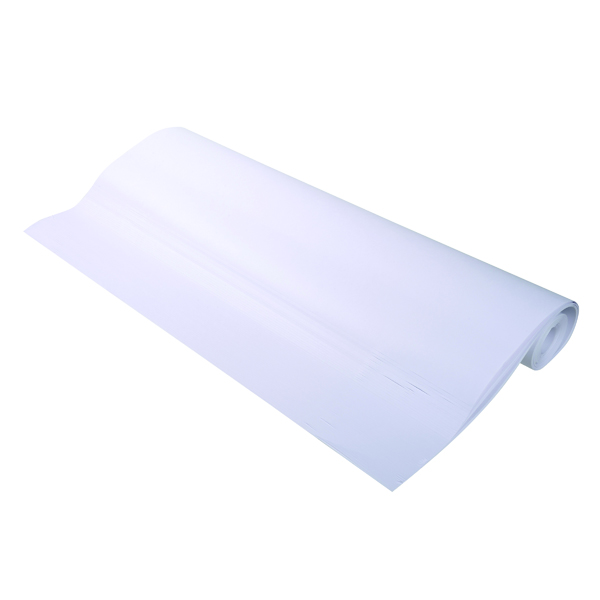 Announce Plain Flipchart Pads A1 50 Sheet Rolled (Pack of 5) 36651E