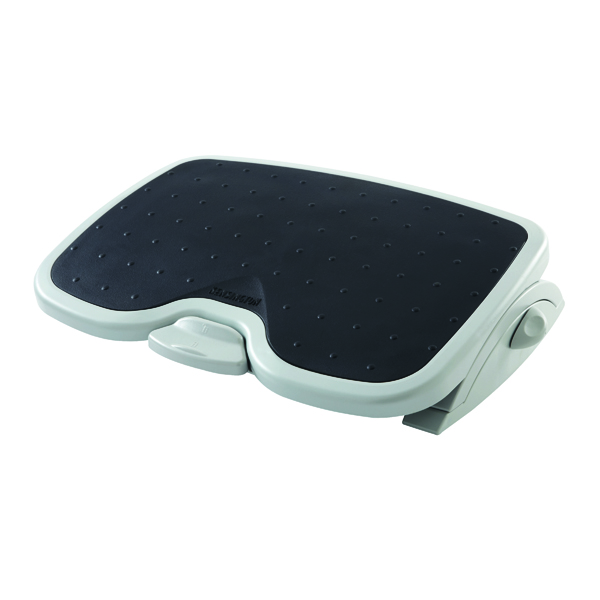 Kensington SoleMate Plus SmartFit Footrest Black/Grey 56146