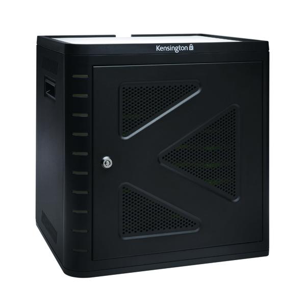 Kensington Charge and Sync Universal Charging Cabinet Black K67862EU