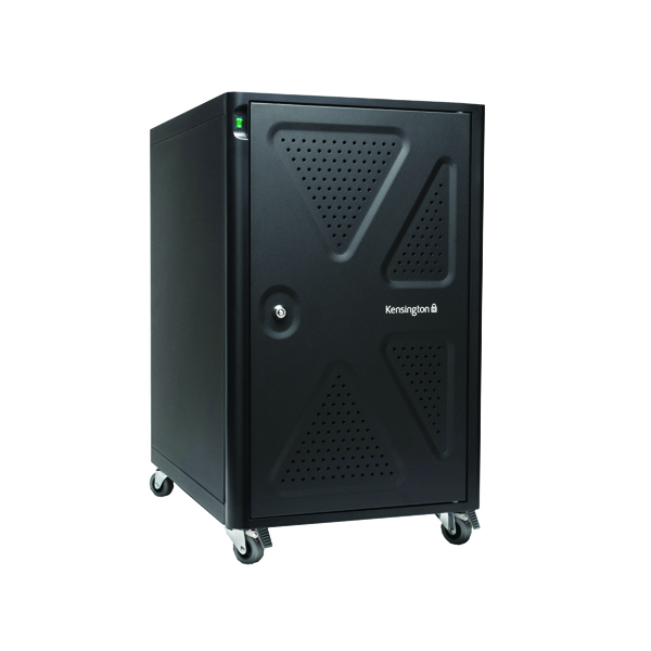 Kensington AC12 Security Universal Charging Cabinet Black K64415UK