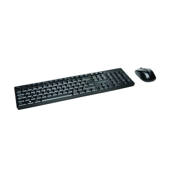 Kensington Pro Fit Wireless Keyboard and Mouse Set K75230UK
