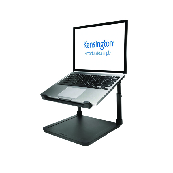 Kensington SmartFit Laptop Riser Black Height Adjustable K52783WW