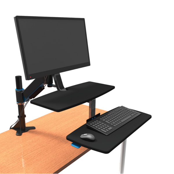 Kensington Sit/Stand Workstation Height Adjustable K55792WW