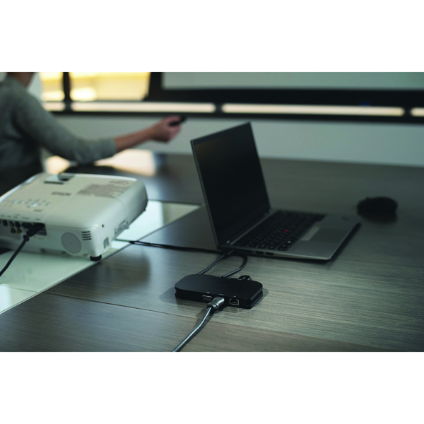 Kensington SD1600P USB-C Mobile Docking Station Win/Chrom/Mac K33968EU