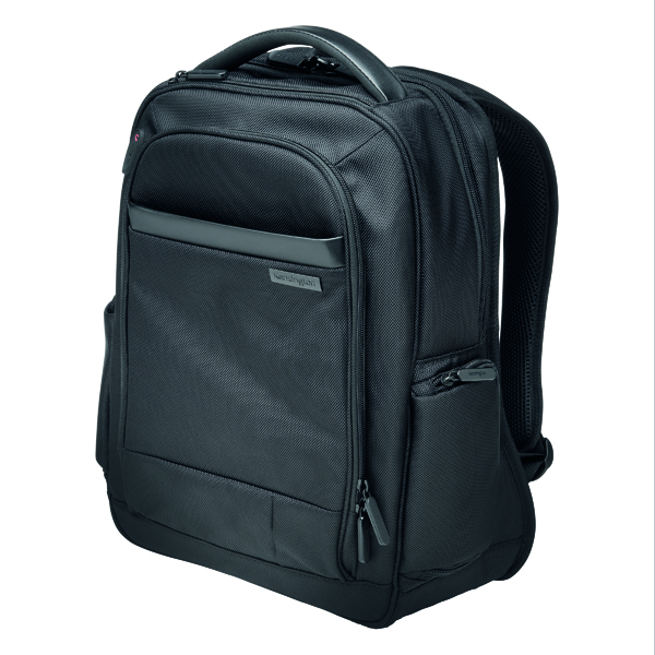 Kensington Contour 2.0 14in Executive Laptop Backpack Black K60383EU