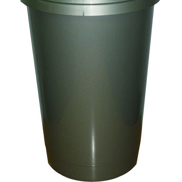 Addis Bullet Bin 50L Base Silver 507825