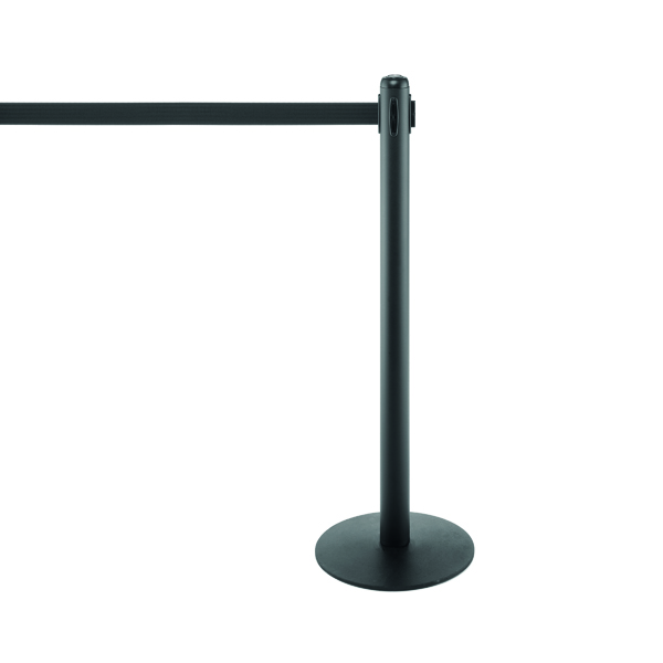 Economy Flexibarrier Stand Black VERC3BL