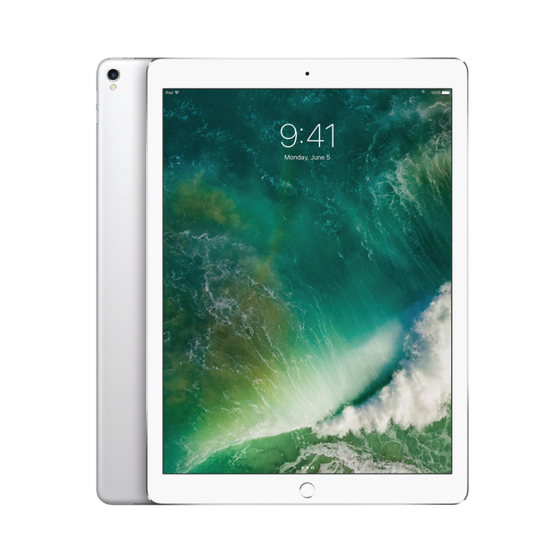 Apple iPad Pro Wi-Fi 10.5in 256GB Silver (Wifi connectivity and Bluetooth 4.2 technology) MPF02B/A