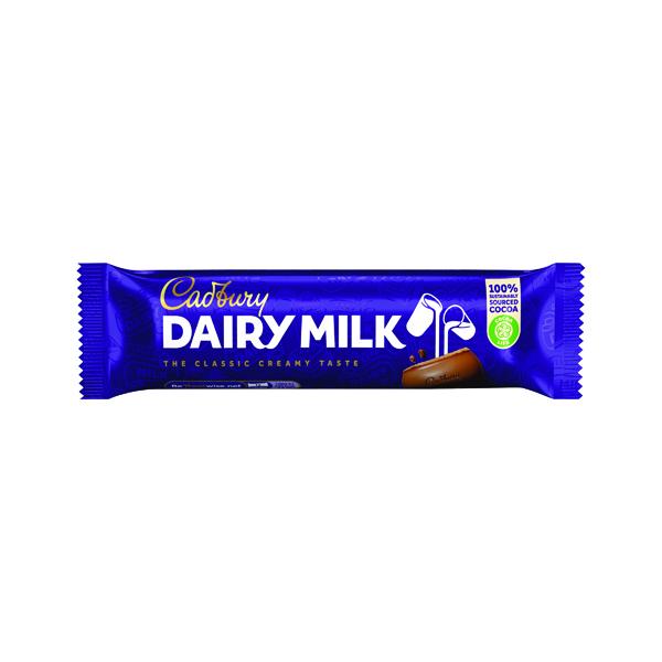 Cadbury Dairy Milk 45g Pack 48
