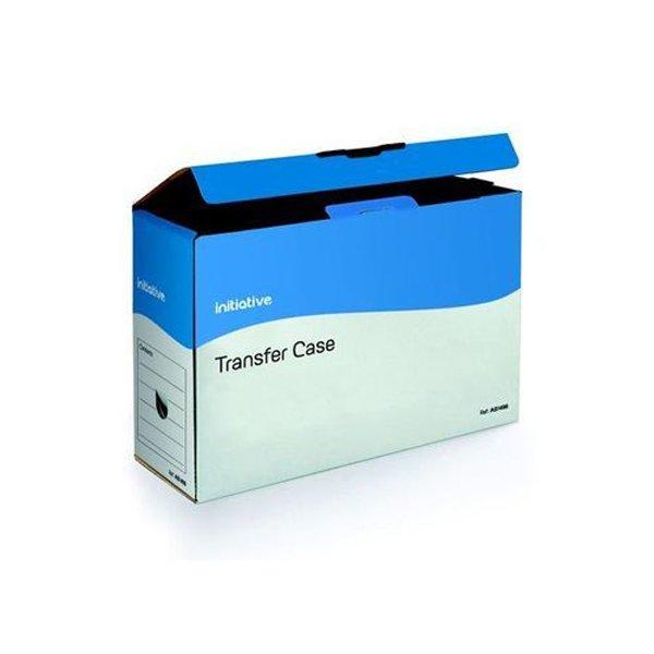 Initiative Transfer Case 102w x 355d x 249h mm A4/Foolscap 100mm Capacity