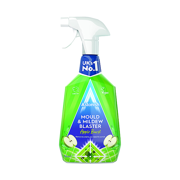 Astonish Mould and Mildew Remover 750ml Blue (Pack of 12)