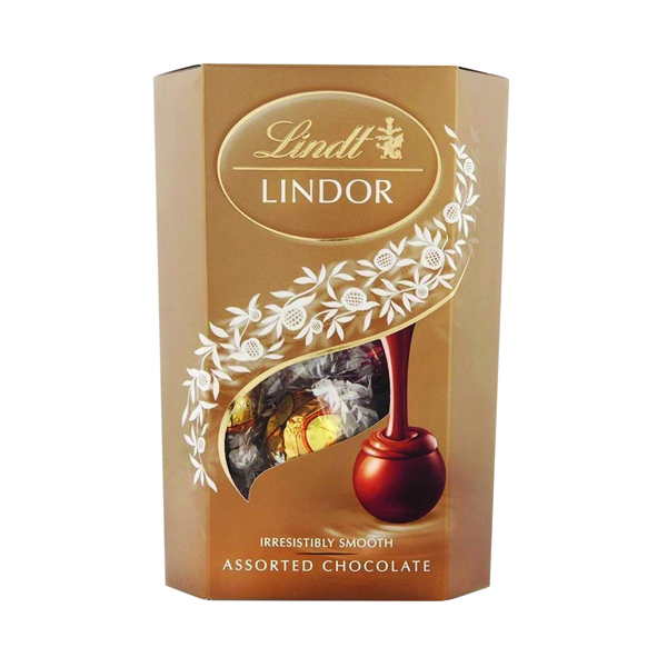 Lindt Lindor Truffles Assorted Chocolate 200g FOLIL005