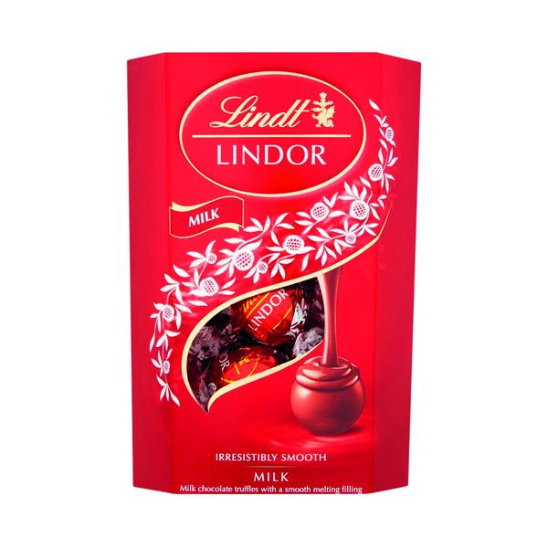 Lindt Lindor Truffles Milk Chocolate 200g FOLIL004