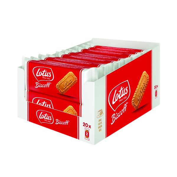 Lotus Biscoff XL Twin Packs (Pack of 20) 70101886