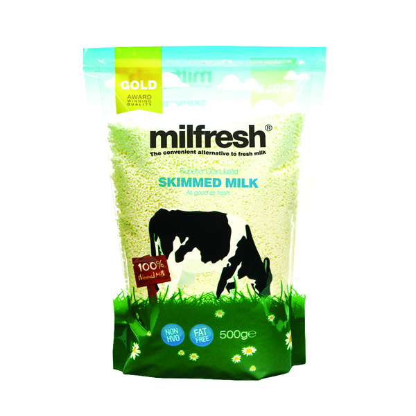 Milfresh Gold Skimmed Granulated Milk 500g A02461