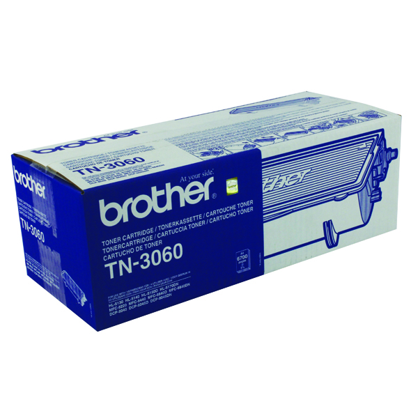 Brother DCP-8045/HL-5100 High Yield Black Toner Cartridge TN3060