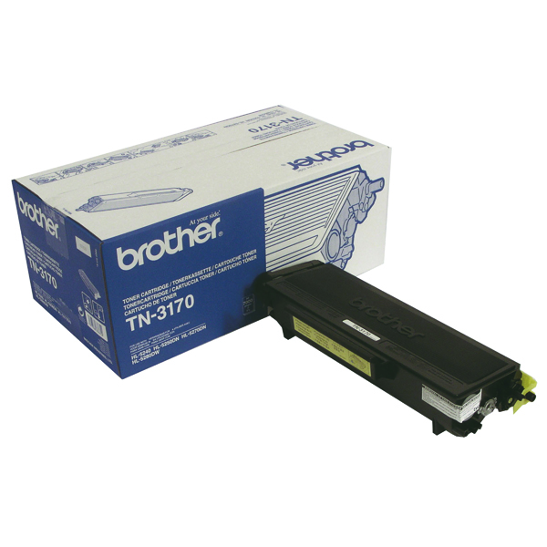 Brother HL-5240 Black Laser Toner Cartridge High Capacity TN3170