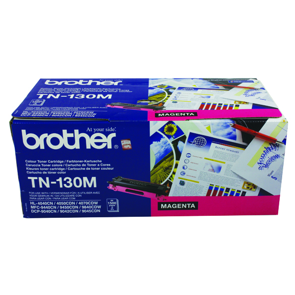 Brother Magenta laser Toner Cartridge TN130M