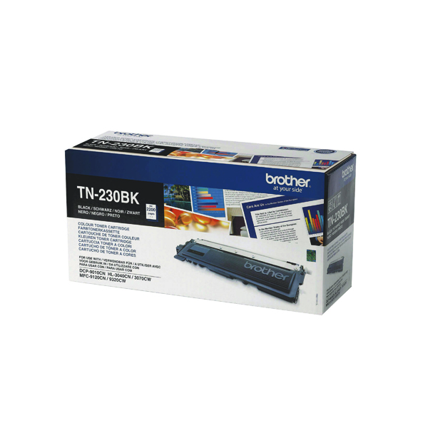 Brother MFC9120/9320 Laser Black Toner Cartridge TN230BK
