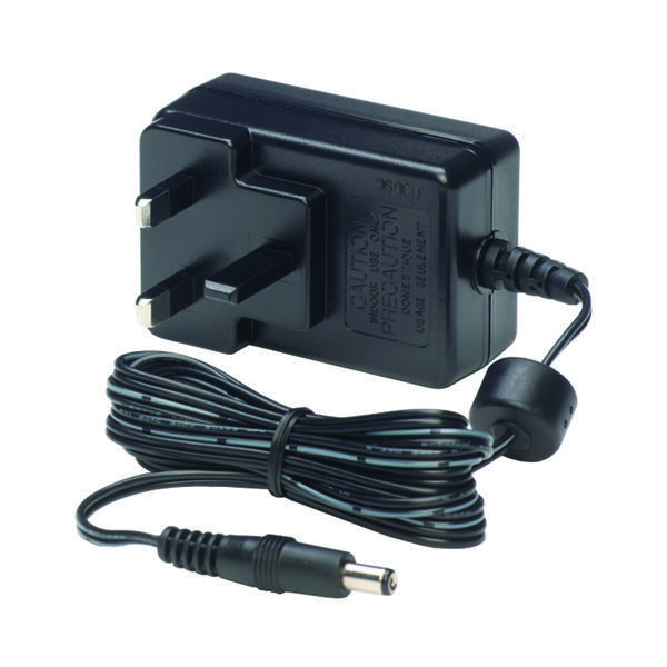 Brother AD-24E P-Touch AC Adapter Black (For use with PT-300 and PT-110) AD24ESUK
