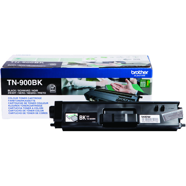 Brother TN-900 Black Super Toner Cartridge High Capacity TN900BK
