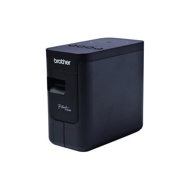 Image for Brother P-Touch PT-P750W Office Label Printer PTP750WZU1