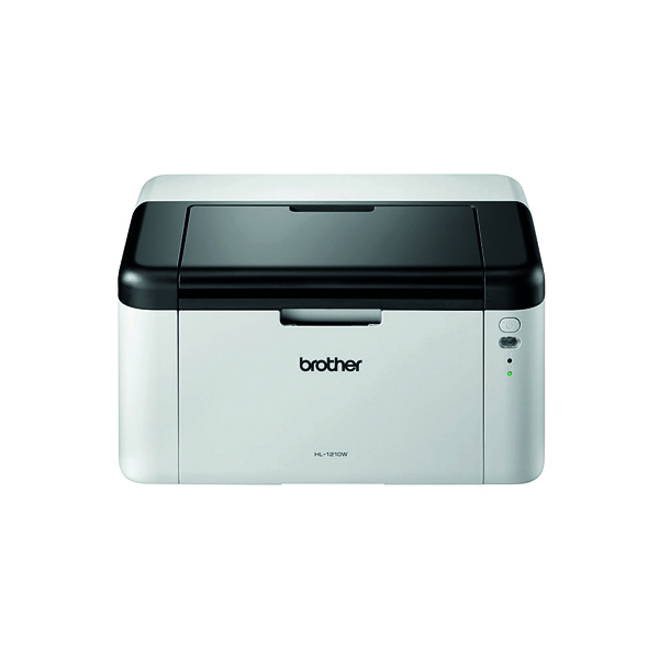 Brother HL-1210W Mono Laser Printer Wireless White HL1210WZU1