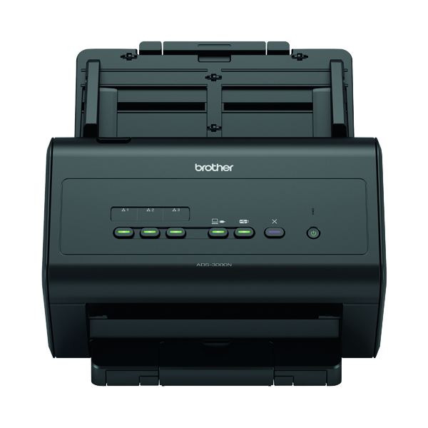 Brother ADS-3000N High Speed Desktop Scanner ADS3000NZU1