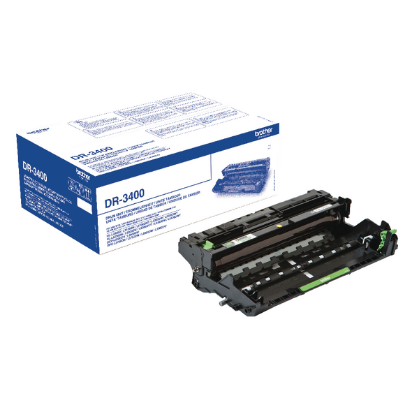 Brother Drum Unit DR3400 Page yield up to 30000
