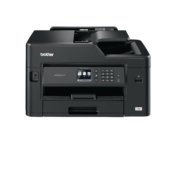 Image for Brother All in One Inkjet Printer MFCJ5330DWZU1