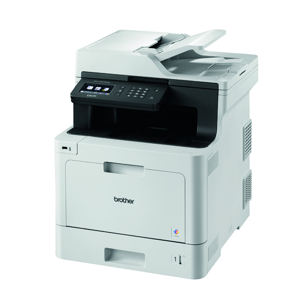 Brother DCPL8410CDW Colour Laser Multifunctional Printer DCPL8410CDWZU1