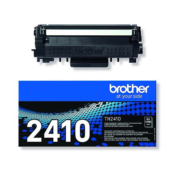 Brother TN-2410 Black Toner Cartridge TN2410