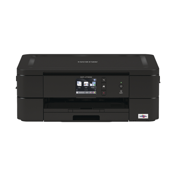 DCP-J772DW Brother 3-In-1 Inkjet Printer DCPJ772DWZU1