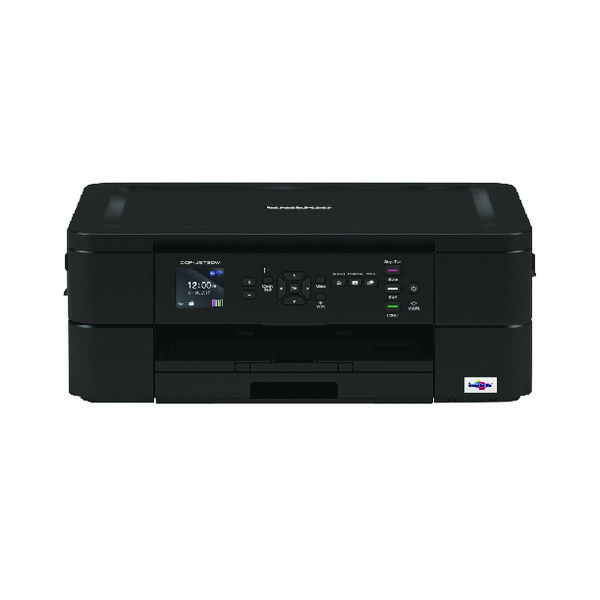 Image for Brother DCP-J572DW A4 Wireless 3-in-1 Colour Inkjet Printer DCPJ572DWZU1