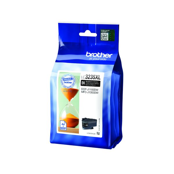 Brother Black Ink Cartridge LC3235XLBK