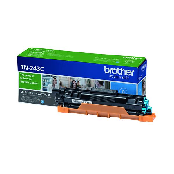 Brother TN243CMYK Toner Bundle (Pack of 4) TN243CMYK