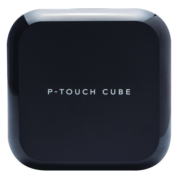 Image for Brother P-Touch Cube Plus Label Printer PTP710BTXG1